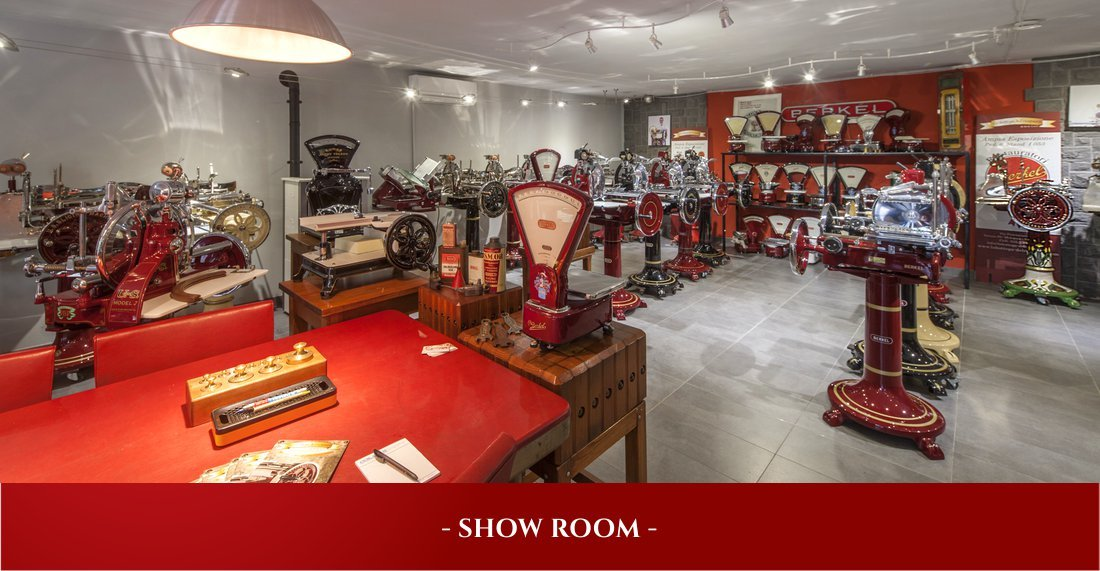 Showroom Berkel